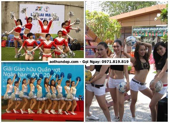 thuê trang phục cheerleading