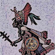 Mayan-Headdress-Mayan-Warrior Picture
