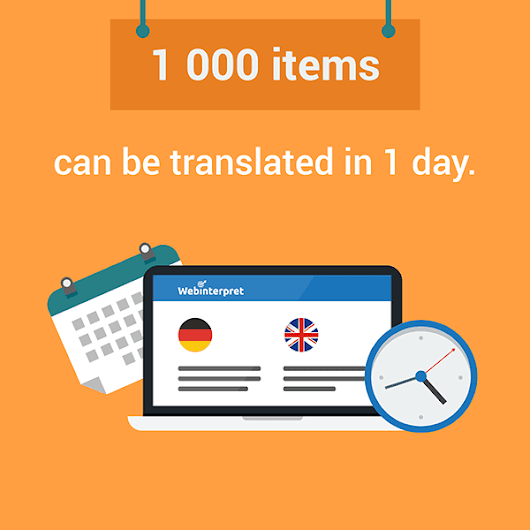 7 must-know facts about the automatic translation of your listings [Global eCommerce] - Webinterpret