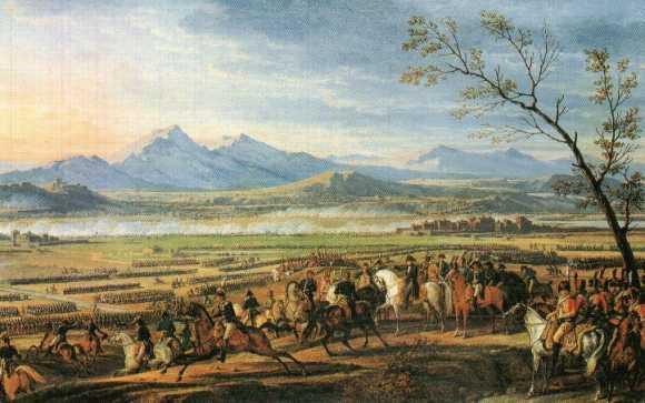 Bataille de Wagram - 1809