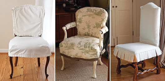 3 Decorative Chair Makeovers - The Cottage Journal