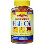 Nature Made Fish Oil 222mg Gummie 90ct