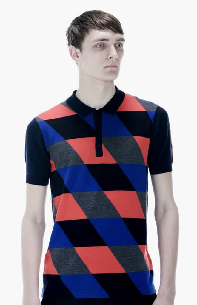 Raf Simons x Fred Perry Spring/Summer 2013