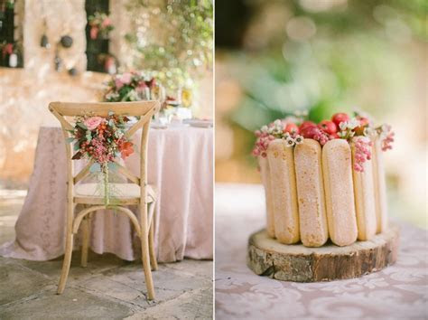 Romantic Rustic Vintage Wedding Inspiration   Wedding