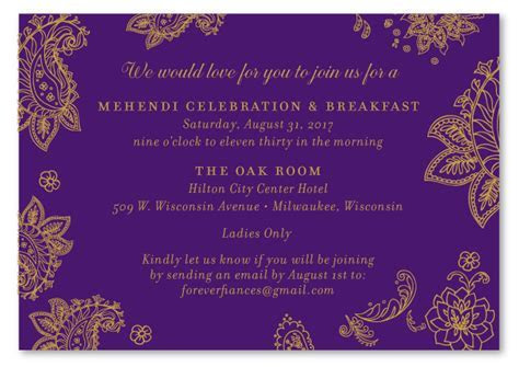 For Ever: 15 Colorful Indian Wedding Invitations