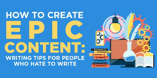 10 Fundamental Steps To Write Your First Epic Longread