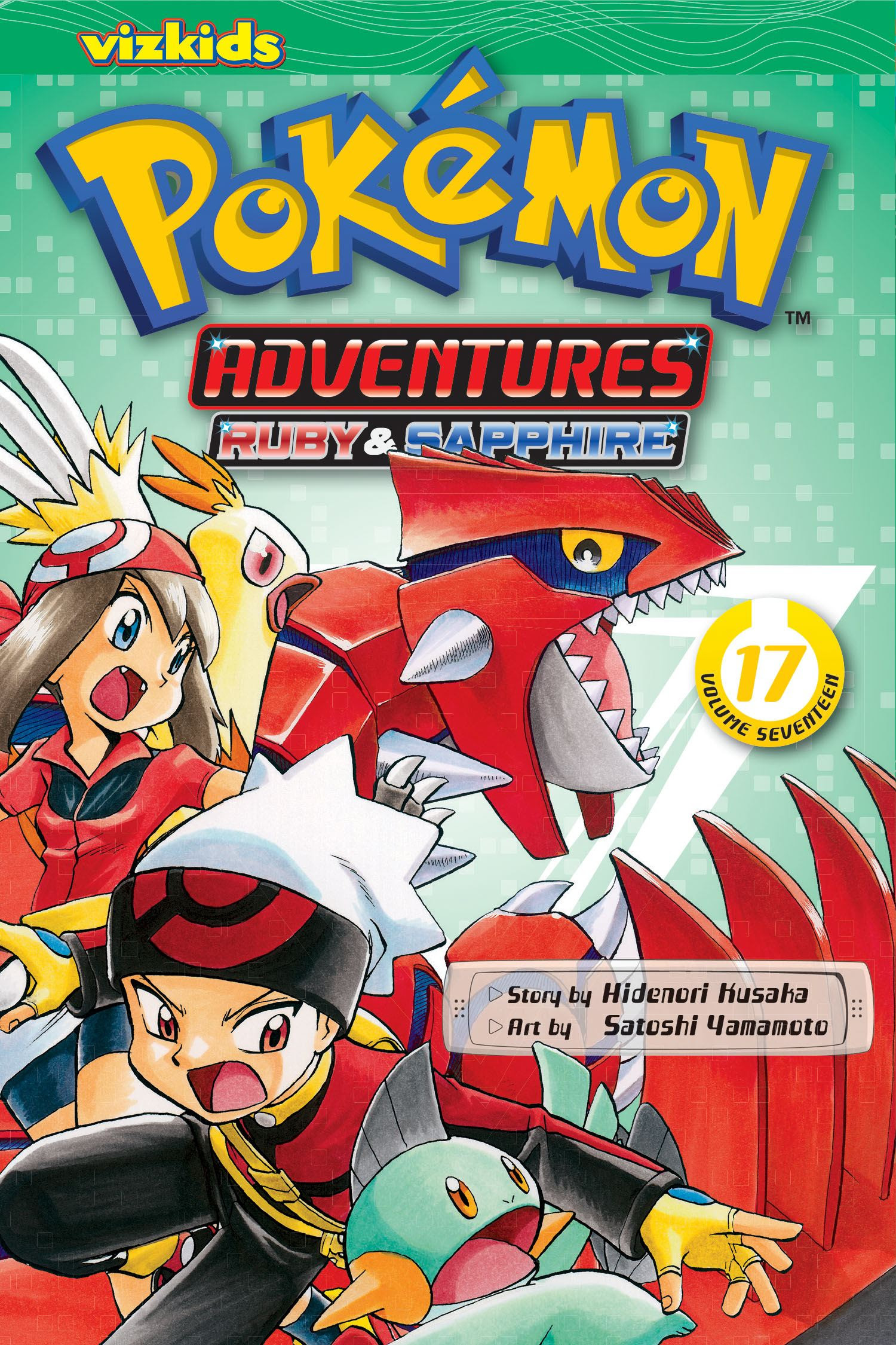 Pok\u00e9mon Adventures, Vol. 17  Book by Hidenori Kusaka