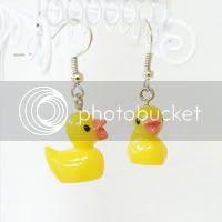 Duckie Earrings