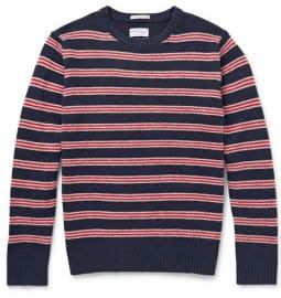 Gant Rugger Striped Wool Sweater