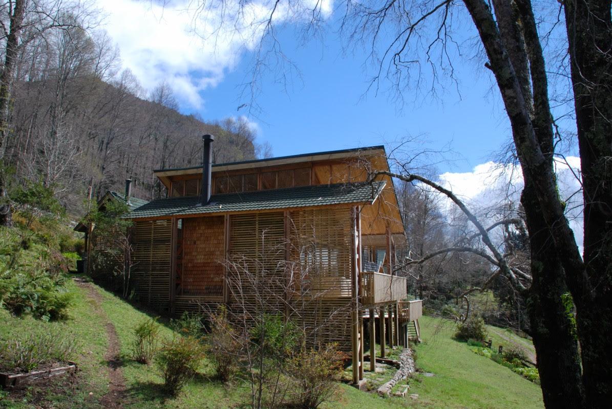 Casa Colico - Cristóbal Vial, Verónica Bravo