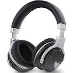 Okra Rhythm JB500 Active Noise Cancelling Wireless Over-Ear Stereo Headphones -