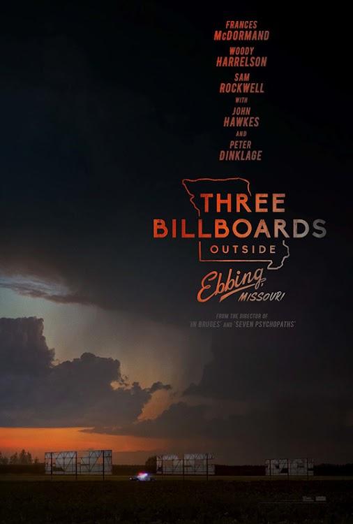 """Three Billboards Outside Ebbing, Missouri"" arrives at the Martha's Vineyard Film Center this pre-Christmas..."