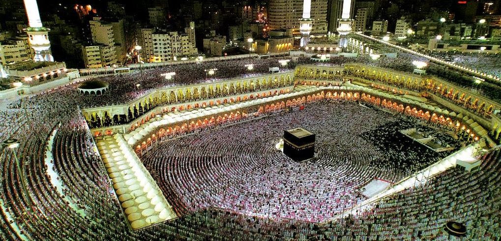 Islaminstalbans Holy Sites
