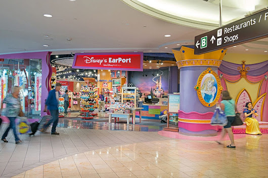 Vote - Disney Earport - Best Airport Shop for Local Merchandise Nominee:  2017 10Best Readers' Choice Travel Awards