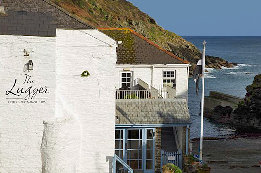 The Lugger Hotel - A Rural Cornish Idyll - Boutique Travel Blog