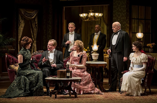 "Goodman Theatre's ""The Little Foxes"" Takes A Sly Turn - Entertaining Chicago"