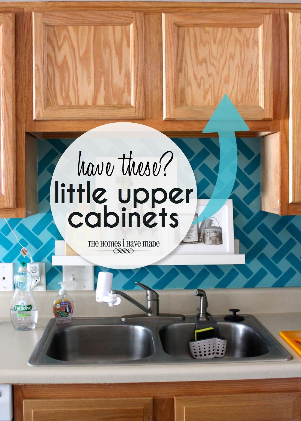 Home Architec Ideas Above Kitchen Cabinet Storage Ideas