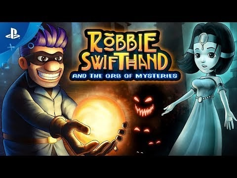 Robbie Swifthand & the Orb of Mysteries Review