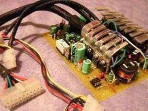 Chạy PC với 12 volt