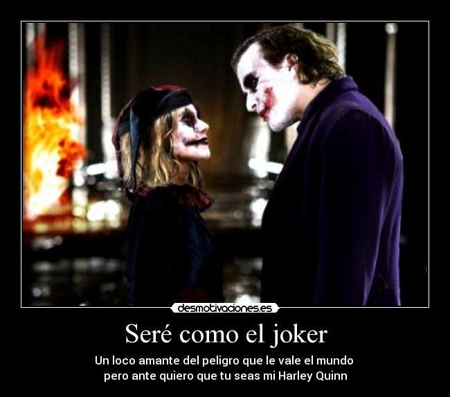 Frases De Amor Joker Gong Syimi