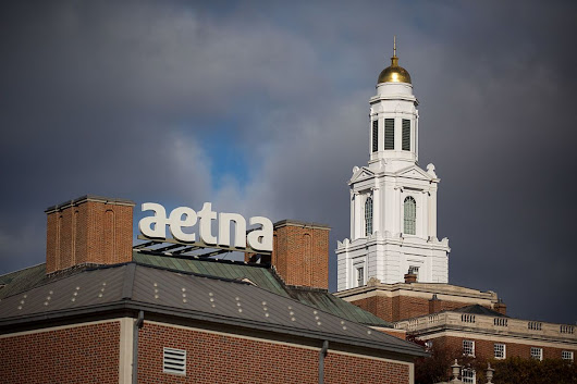 CVS Nears Deal to Acquire Health Insurer Aetna - Bloomberg