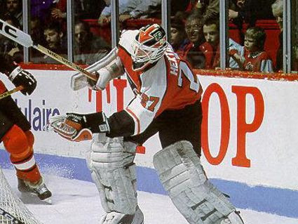 Ron Hextall Goal, Ron Hextall Goal