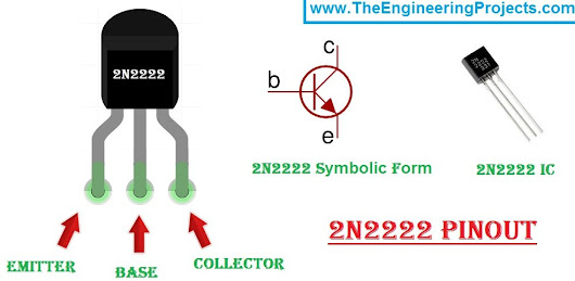 Introduction to 2N2222 - The Engineering Projects
