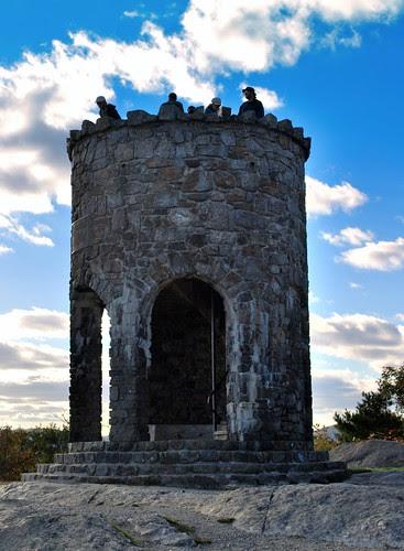 Mount Battie Monument