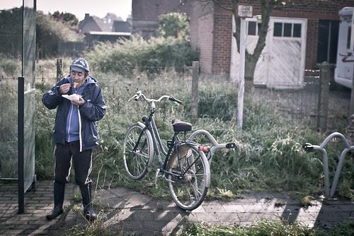 Belgian Cyclocross Fan