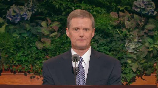 The Windows of Heaven - By Elder David A. Bednar