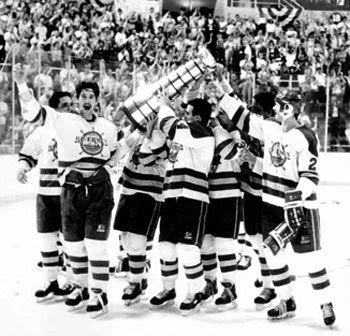 84-85 Rivermen Turner Cup IHL, 84-85 Rivermen Turner Cup IHL