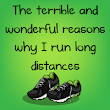 The terrible and wonderful reasons why I run long distances - The Oatmeal