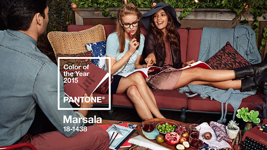 Pantone's Color of the Year Is Marsala, and It Has Some Critics Throwing Shade