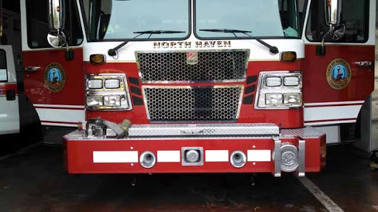 North Haven firefighters deliver baby Easter morning