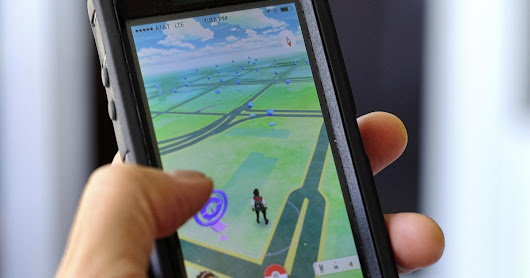 """Pokemon Go"" being used to stage robberies, police say"
