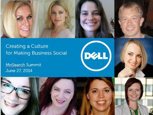 Creating a Culture for Making Business Social – 5 Tips from Dell's Connien Benson