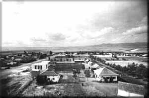 Una veduta di Nahalal, dove nacque il primo Moshav