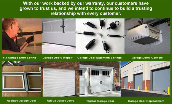 garage door servcies