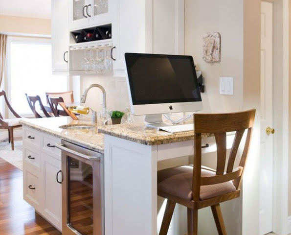 How to Decorate Above Kitchen Cabinets — Ideas for ...