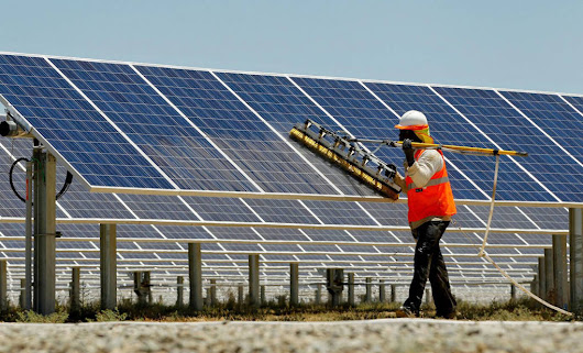 Trump Hits Solar Panels, Washing Machines With Tariffs