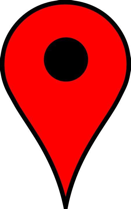 lokasi poi pin  vector graphic  pixabay