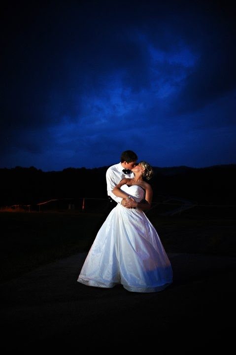 Yes!! Finally!! I want night wedding photos or engagement photos soooo bad! This WILL happen.