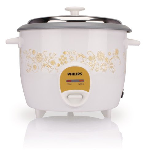 Philips Viva Collection HD3043/00 1.8-Litre Rice Cooker-Shopping Decision Maker-know why or why not:ShopAtGoodPrice.com
