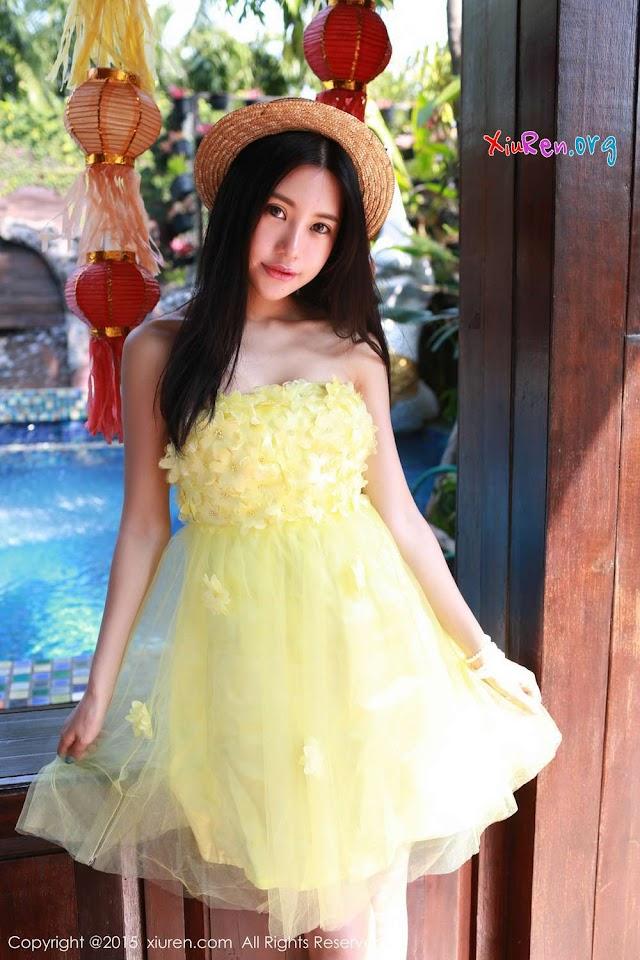 绮里嘉 ula (Jennifer Lane 嘉 ula) | XiuRen-N00296