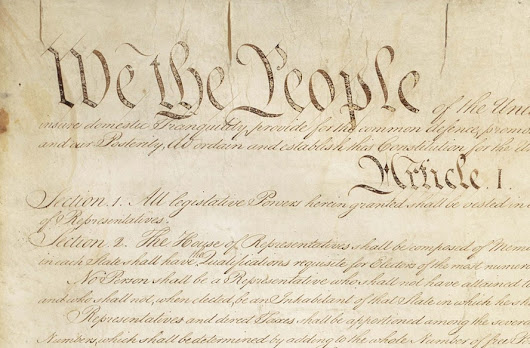 Constitution Challenge Quiz from the National Archives