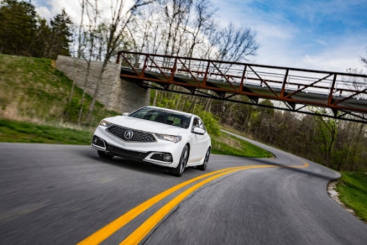 2018 Acura TLX First Drive | Edmunds