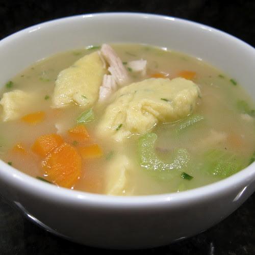 #40 - Ad Hoc Chicken & Dumpling Soup