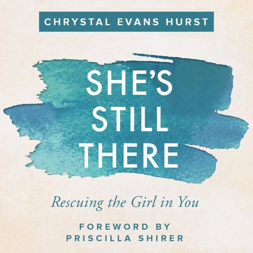 SHE'S STILL THERE by Chrystal Evans Hurst by HarperAudio_US