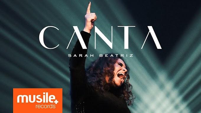 """Após três anos sem lançamentos inéditos, Sarah Beatriz traz """"Canta"""""""