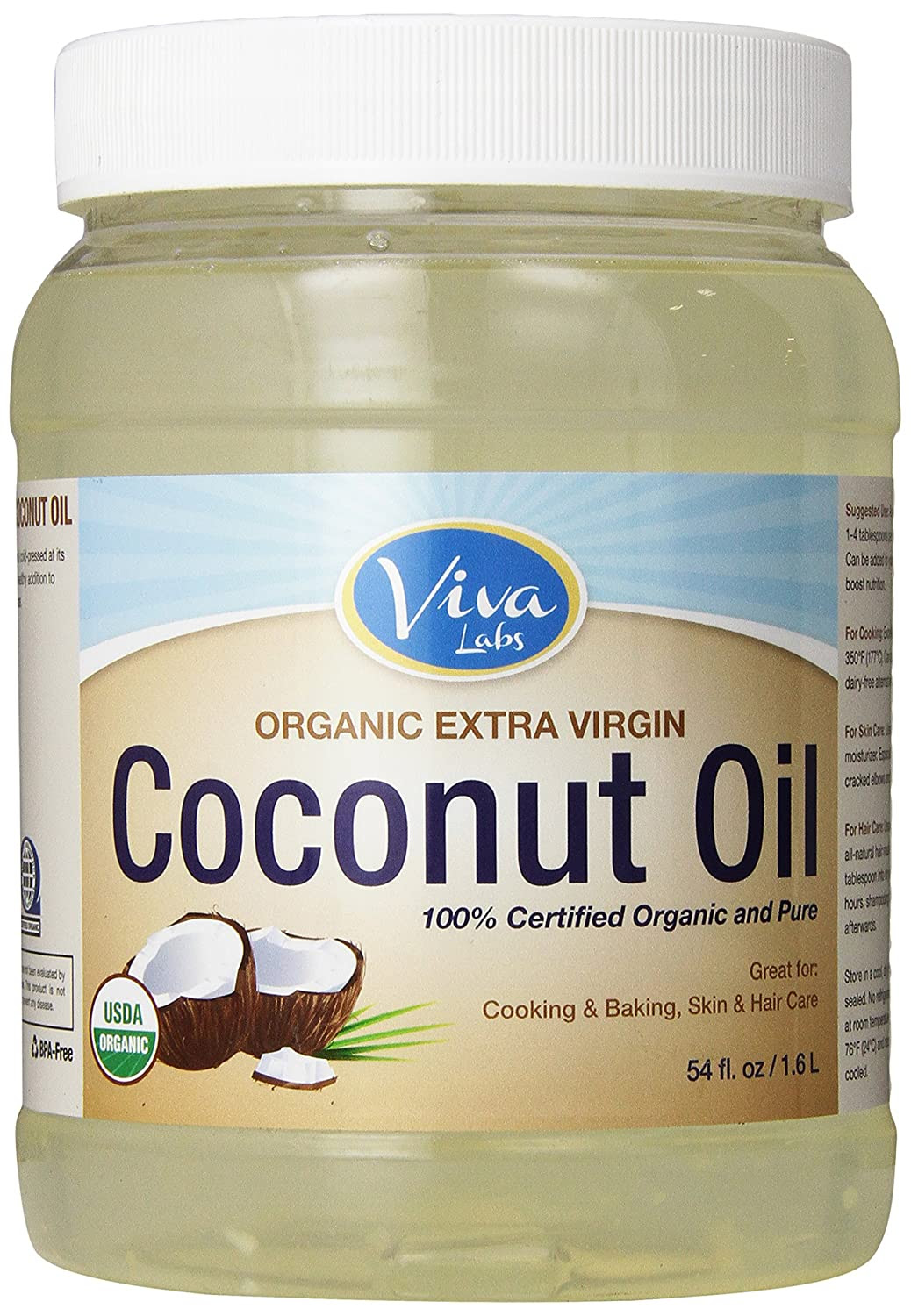 THE BEST MOISTURIZER EVER: COCONUT OIL